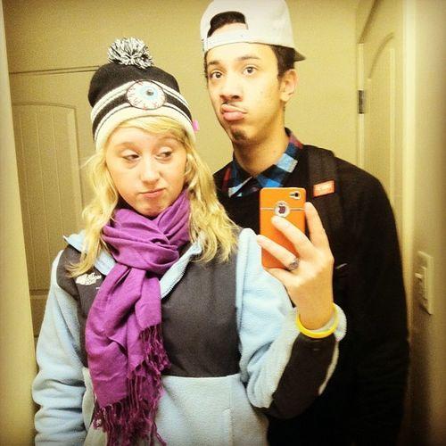 @moonmanpham Mishka Boyfriend TheNorthFace SwagLove ???