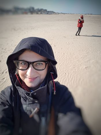 EyeEm Selects Outdoors Beach Togetherness Two People Eyeglasses  Young Adult Sand Nature Dreamingmood Letmebeme Sunlight Itsakindofmagic Inspiration This Is Family