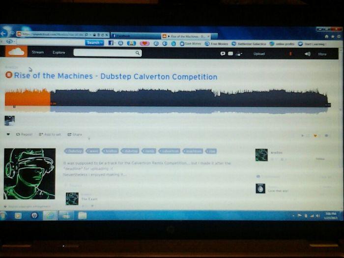 Bumpin To Music :)