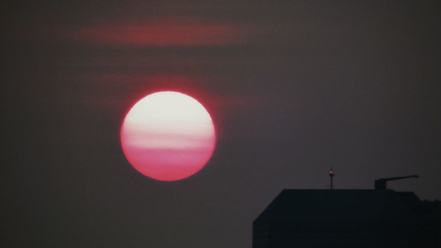 Sunset 🌤 Sky