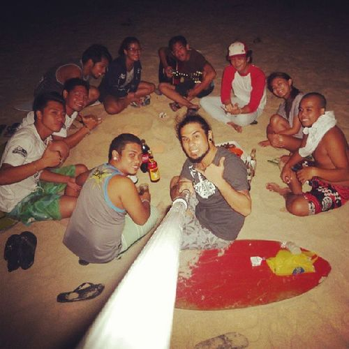 Friendship makes prosperity more brilliant, and lightens adversity by dividing and sharing it. Happypeople Goodvibes Teamawesome Tagaysession Beachpeople Flyfish Skimsessions Islandriddim Wangisessions