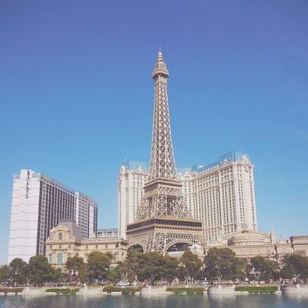 eiffel tower Lasvegas Vegas  Nevada SinCity Strip Trip Ballys Arch Architecture Building Eiffeltower Paris Tower IGDaily Insta_favorites IPhone Android Instacanvas Instago Instaaddict Followme Picoftheday Webstagram