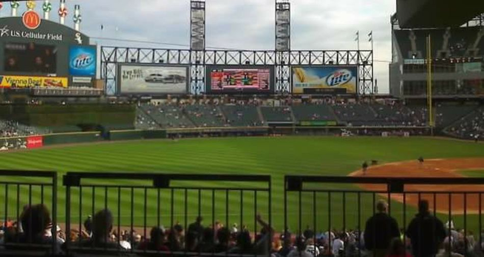 Chicago Us Cellular Field Baseball