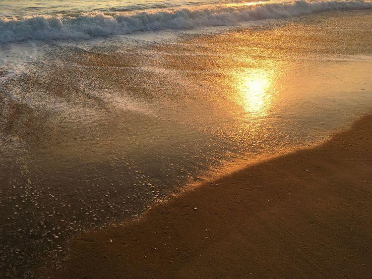 Ocean Sun Sunset Ocean Sunset  Beach Sand Beach Shore Waves Ocean Waves California