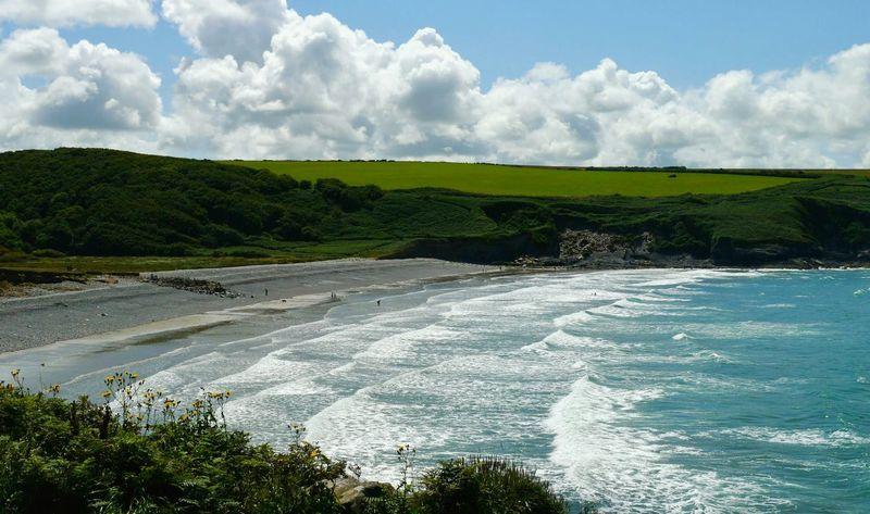 Pembrokeshire Beach Wales Coastal Walk