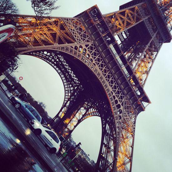 Paris ❤ France Torre Eiffel Architecture