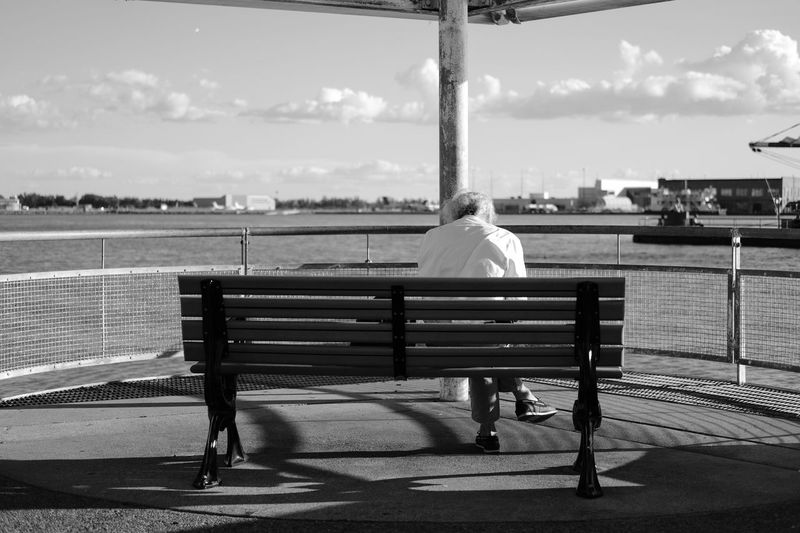 Left alone Seat