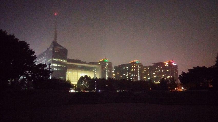 Ilsan  MBC Lights 일산호수공원