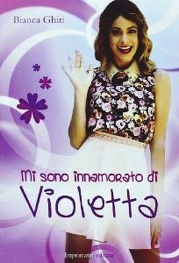 Libro mi sono innamorata di violetta ma non é mio