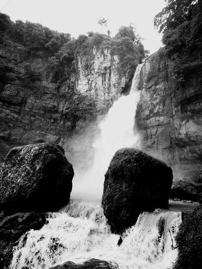 Waterfalls OpenEdit Waterfall Amazing EyeEm Best Shots - Black + White
