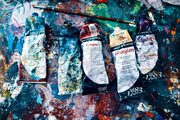 Paint Indoors