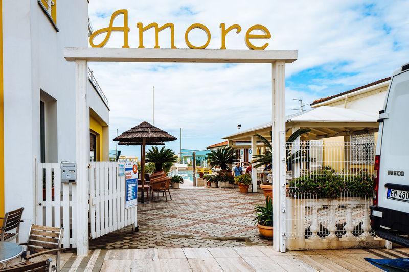 Camaiore Tuscany Amore Italy