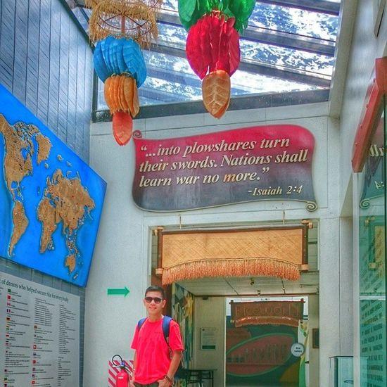 Spot the 'kiping' (PahiyasFestival ) 🌍🌾 📷 . . . Irri Rice Riceworld museum ican xperia xperiadetails pahiyas hdr hdr_pics themanansala