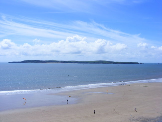 Beach Beach Photography Beachphotography Beauty In Nature Nature Sand Sand & Sea Sea Sea And Sky Sea And Sun Seaside South Wales Coast Tenby Tenby, Pembrokshire Wales Water