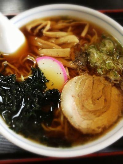 らーーーめん600円♪ IPhoneography Lunch Ramen