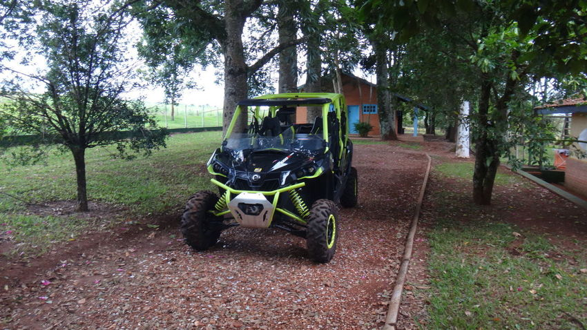 AVARE SP BRAZIL Day Grass Land Vehicle Mode Of Transport Nature No People Outdoors Transportation Tree