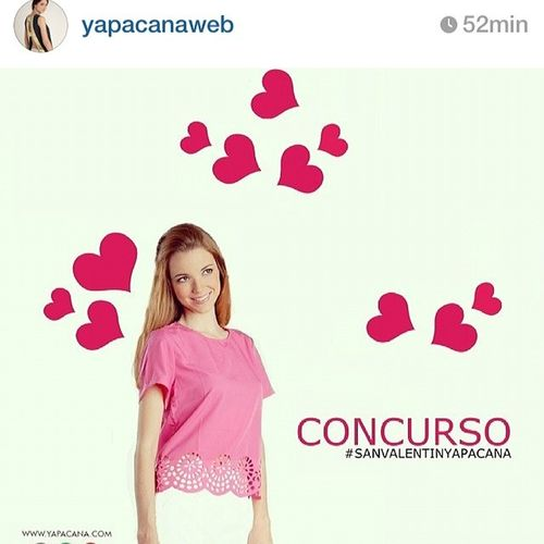 @yapacanaweb Sanvalentinyapacana Shirt Inlove Iwanit please like ?