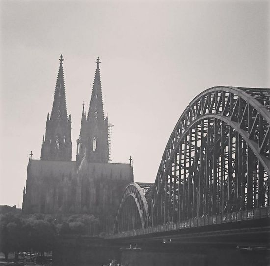 The Cathedral in Cologne Kölner Dom Cologne Cathedral Traveler Photography Photo