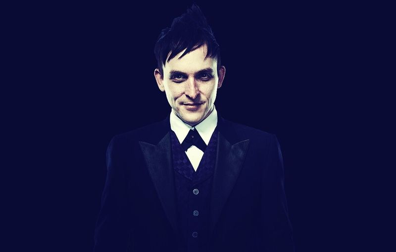 Robin Lord Taylor Penguin ♡ Gotham My Idol