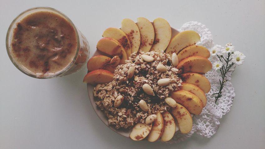 Vegan Smoothie Breakfast Getting Inspired