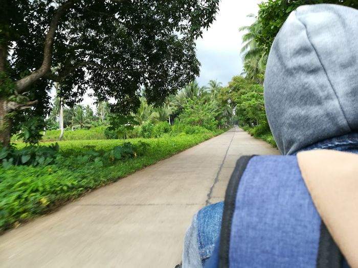 A road to Paradise. ☺📷