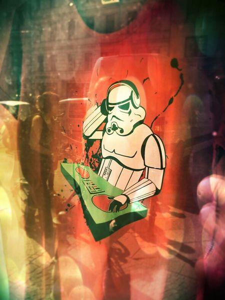 Awesome DJ Set Star Wars