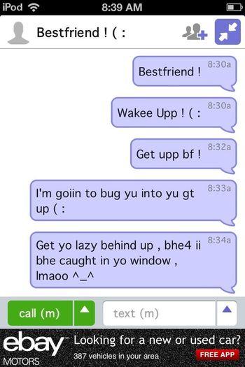 Wat Ii Do To My Bestfriend ( :