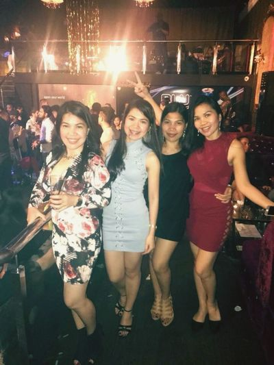 Sisters night out @ Royal Night Club