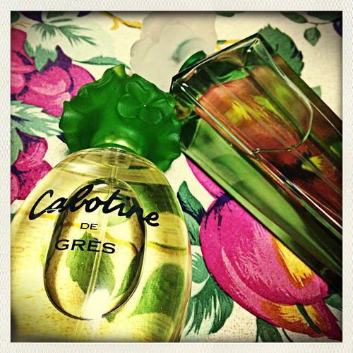 Favorite Perfume Cabotine Gardenia