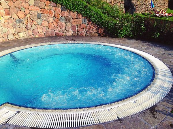 Jacuzzi  Hydromassage Pool Relax Relaxing Relaxation Summer Water Circle