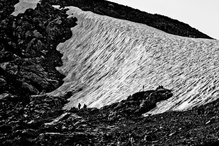 Alpine Colorado Colorado Photography Hiking James Peak Wilderness Nature Rugged St. Mary's Glacier Blackandwhite Glacier Outdoors Snow