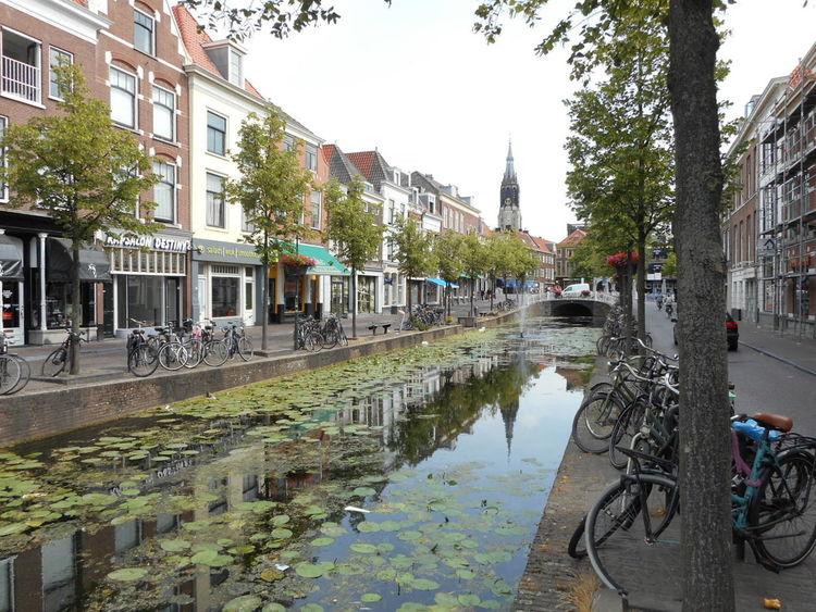 Delft street Delft Delft , Netherland. Delft Citycentre Holanda Holland Holland❤ Netherland Netherlands