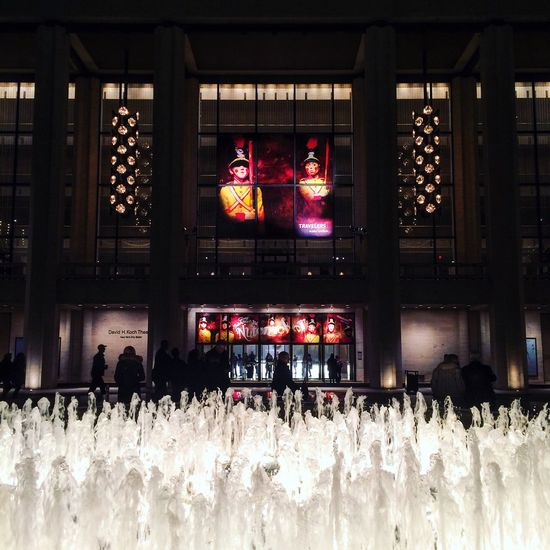 Showcase: December - going to the Theater at Lincoln Center to see The Nutcracker  Ballet || Winter Holiday Christmas