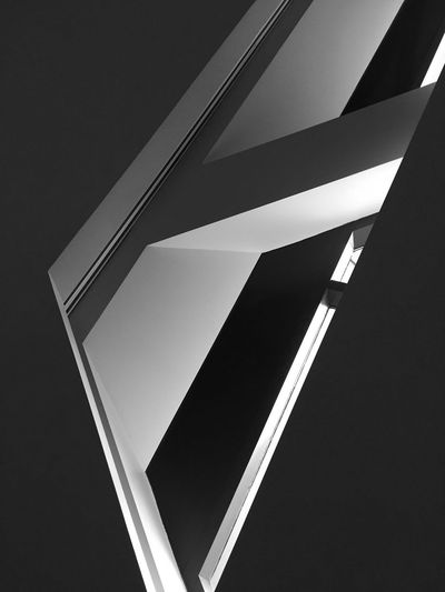 Geometry of window angles and shadows in Denver CO Abstract Architecture Black And White Built Structure Close-up Colorado Dark Denver Denver,CO Fine Art Geometric Shape Geometry Grayscale Low Angle View Shadow Shape United United States Window Window Angles