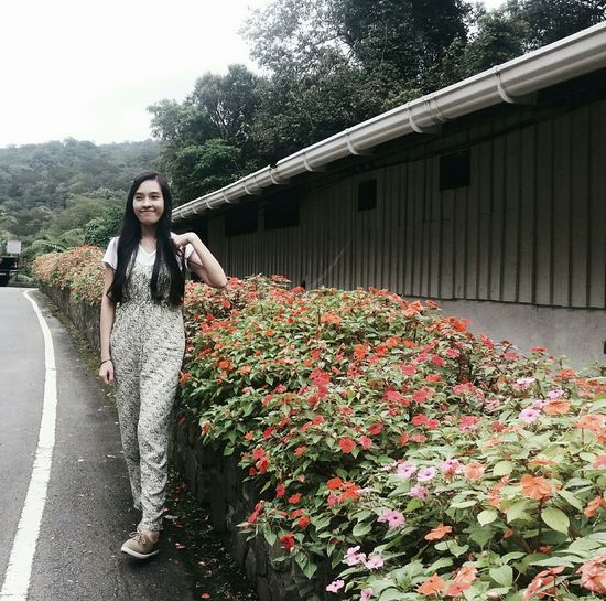 Flower Day Smile❤ Nature ASIA Malaysia,Kota Kinabalu Travel Asian  Happy Holidays! Happiness