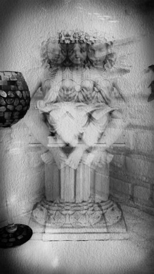 Surrealism Photography Memories Surrealism Mirror And Stone Pages Wings Faces Black And White Collection  Art Dreams