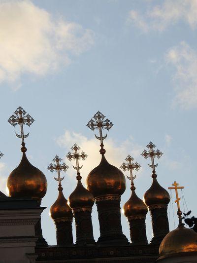 Kremlin church,
