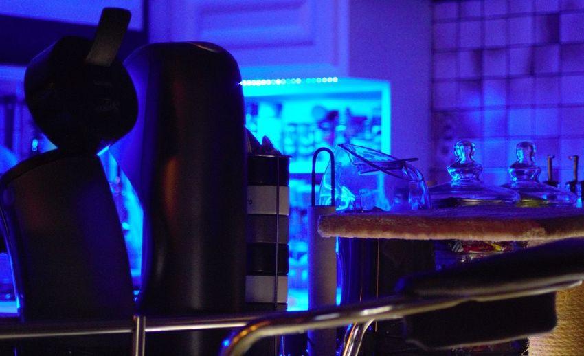 Alcohol Bar -
