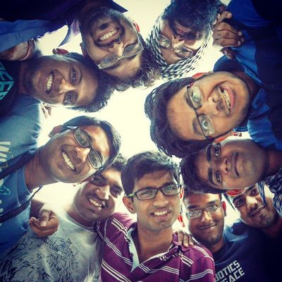 These people make your life worth living. Long live lads. Will miss you all :'( Aadarsh Balak Barak Memories