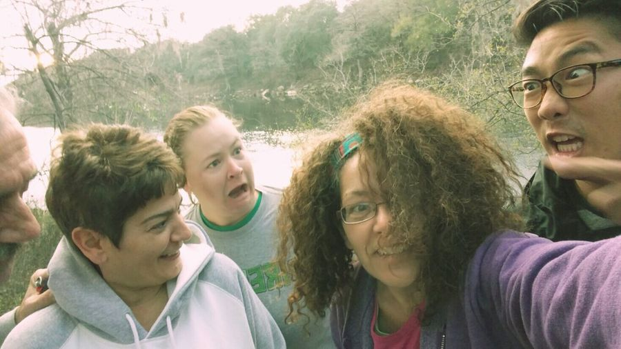 Adventure Buddies Friends Friends ❤ Riverside Suwanee River