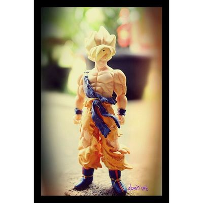 Son go ku Dragonball DBZ Action HERO Superhero Superseiya Songoku Kartun