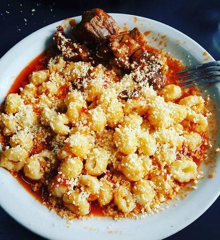 Hoy al medio día! Gnocchis Tuco Estofado 29 Bardelgallego Abasto Frio Excelente  Foodie Pastas