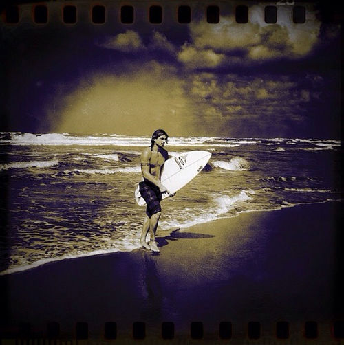 Surf love and freedom