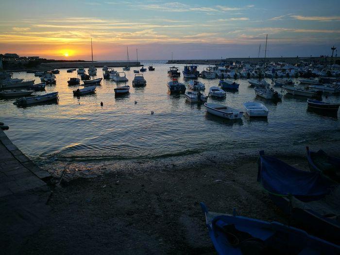I tramonti di Torre a Mare (BA). First Eyeem Photo