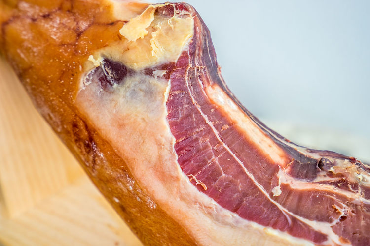 BIG Cut Ham Leg SPAIN Serrano Spanish Spanish Food Close-up Day Delicious Food Food And Drink Freshness Indoors  No People Selective Focus Serrano Schinken
