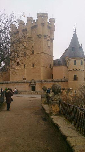 El Alcázar Segovia