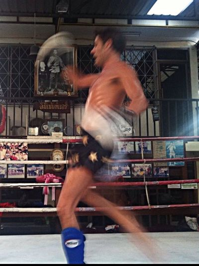 Boxing Fight MuayThai That's Me