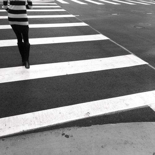 Lines Crosswalk