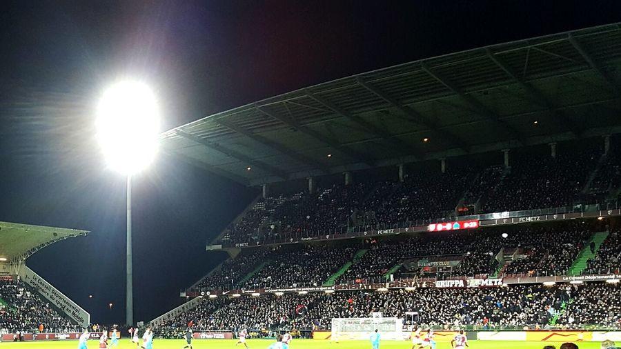 Olympique De Marseille Love Fc Metz Free Kick Goal Home Win Stade Saint Symphorien 1:0 Fcmetz Ligue1