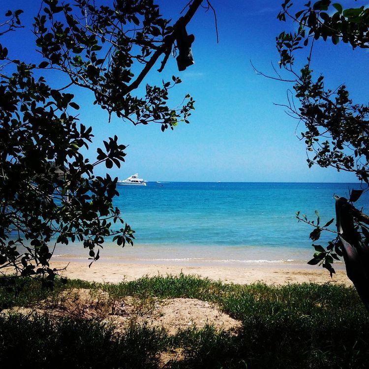 baie des toros! une mer magnifique! Life Is A Beach